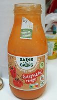 Gaspacho rouge - Product