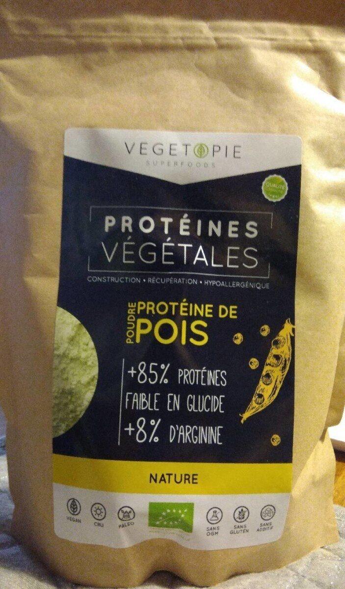 Protéine de pois - Product - fr
