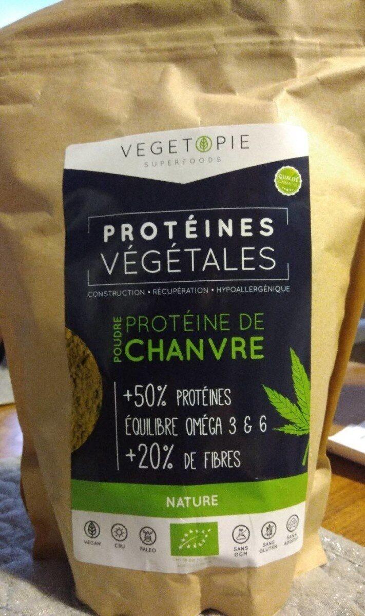 Protéine de chanvre - Product - fr