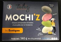 Mochi'z les exotiques - Prodotto - fr