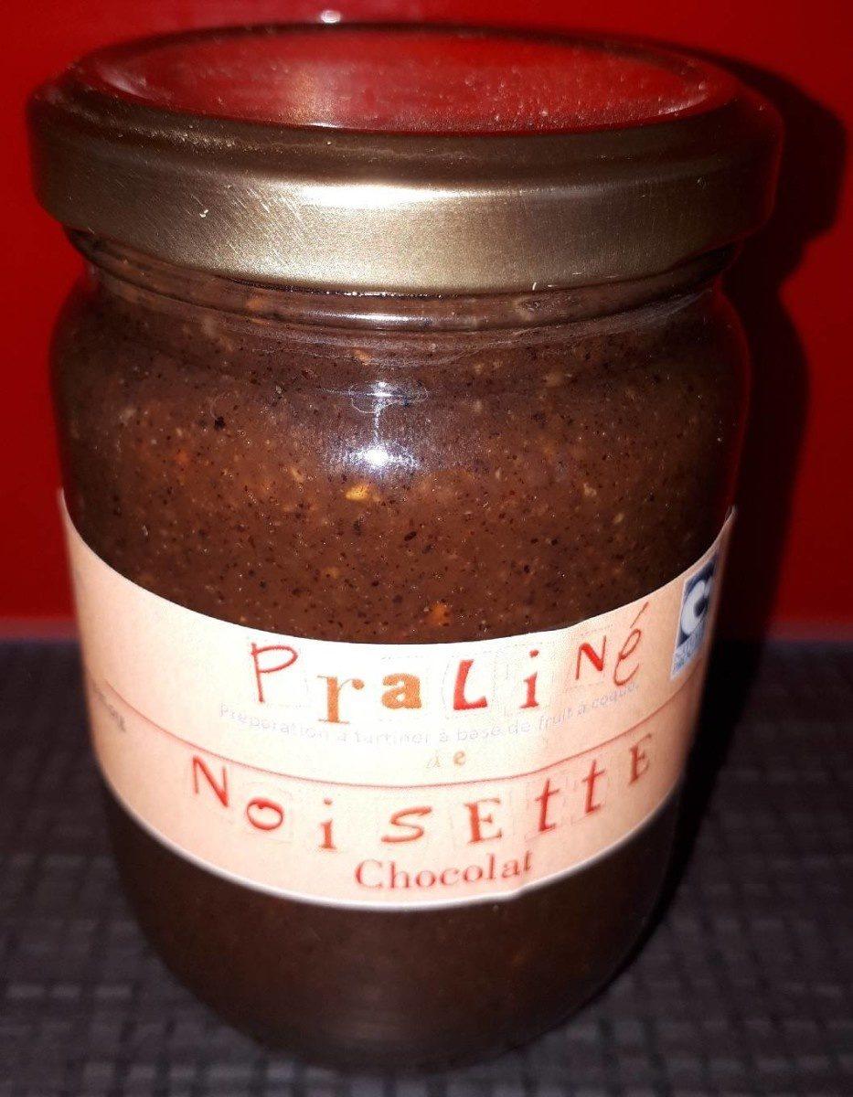 Praliné de noisette chocolat - Produit