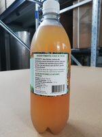 Kombucha Citron Vert Menthe - Ingrédients - fr