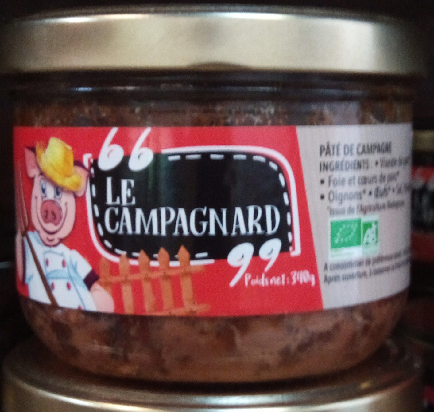 Le Campagnard - Product - fr