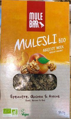 Mulesli abricot noix (350g) - Produit - fr