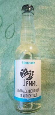 Limonade biologique et authentique - Produit