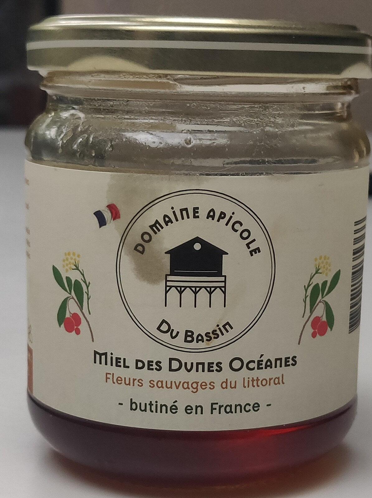 Miel des Dunes Océanes - Produit - fr