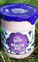 Yaourt brassé Bio Mûre sauvage - Product