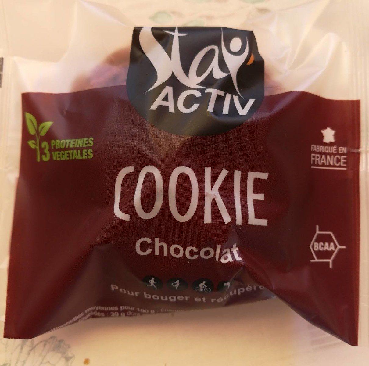 Cookie Chocolat - Produit - fr