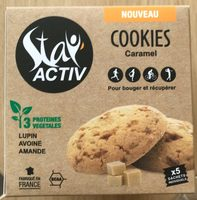 Cookies Caramel - Product