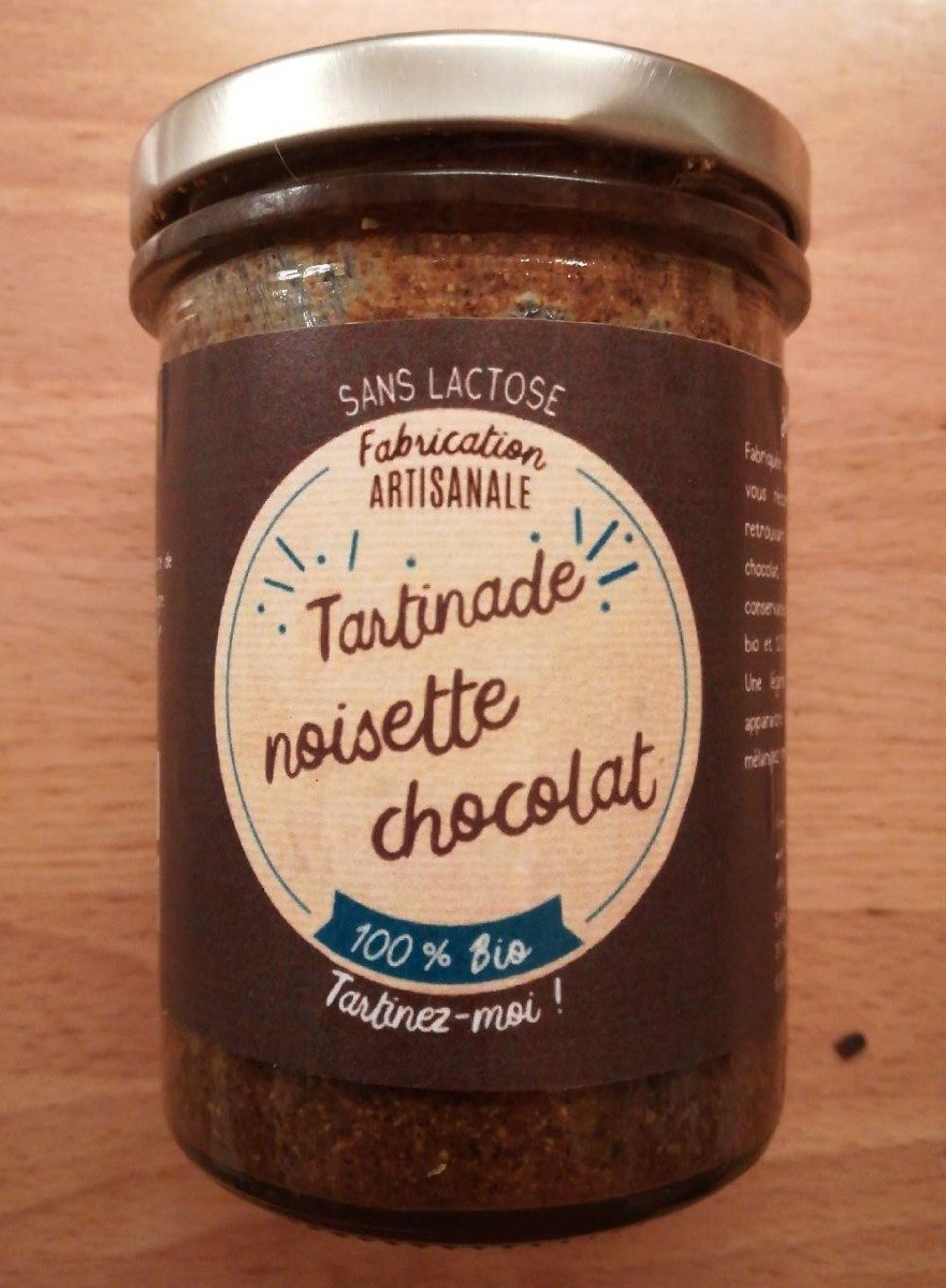Tartinade noisette chocolat - Produto - fr