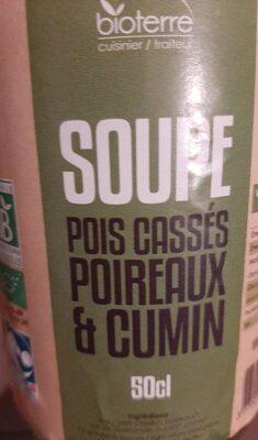 Soupe - Produit