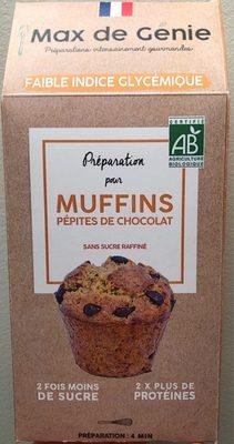 Préparation pour muffins aux pépites de chocolat - Product