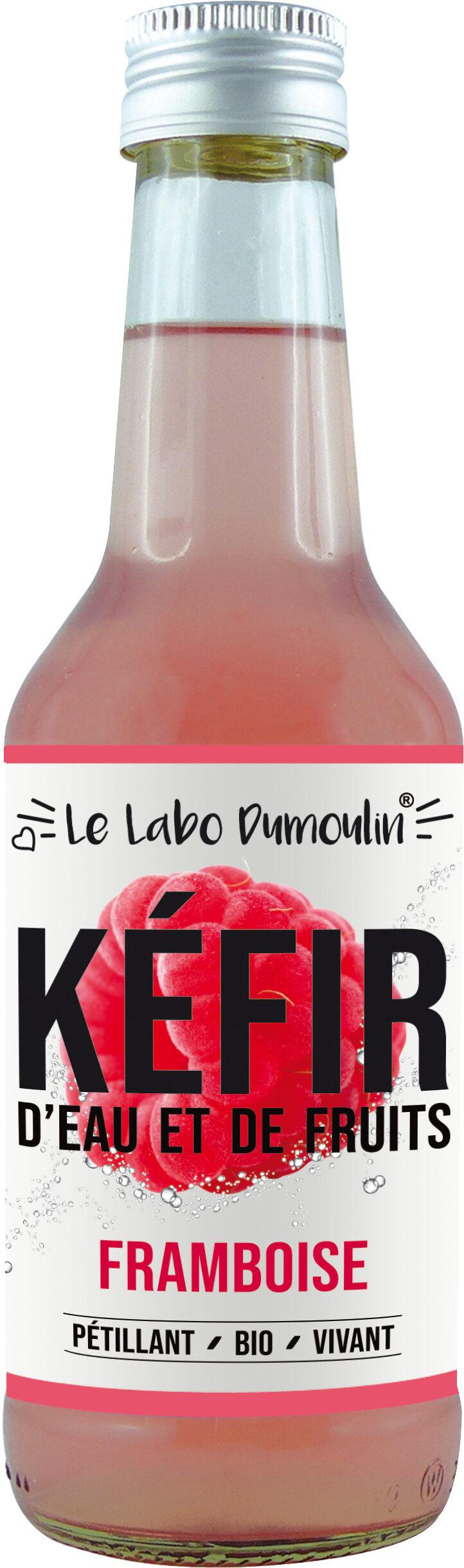 Kéfir de fruits framboise bio - Produit - fr