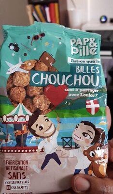Billes Chouchou - Nutrition facts