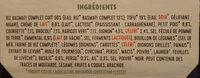 Risotto crémeux aux légumes verts - Ingrédients - fr