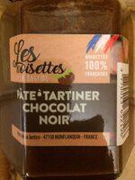 Pate à tartiner chocolat noir - Product - fr