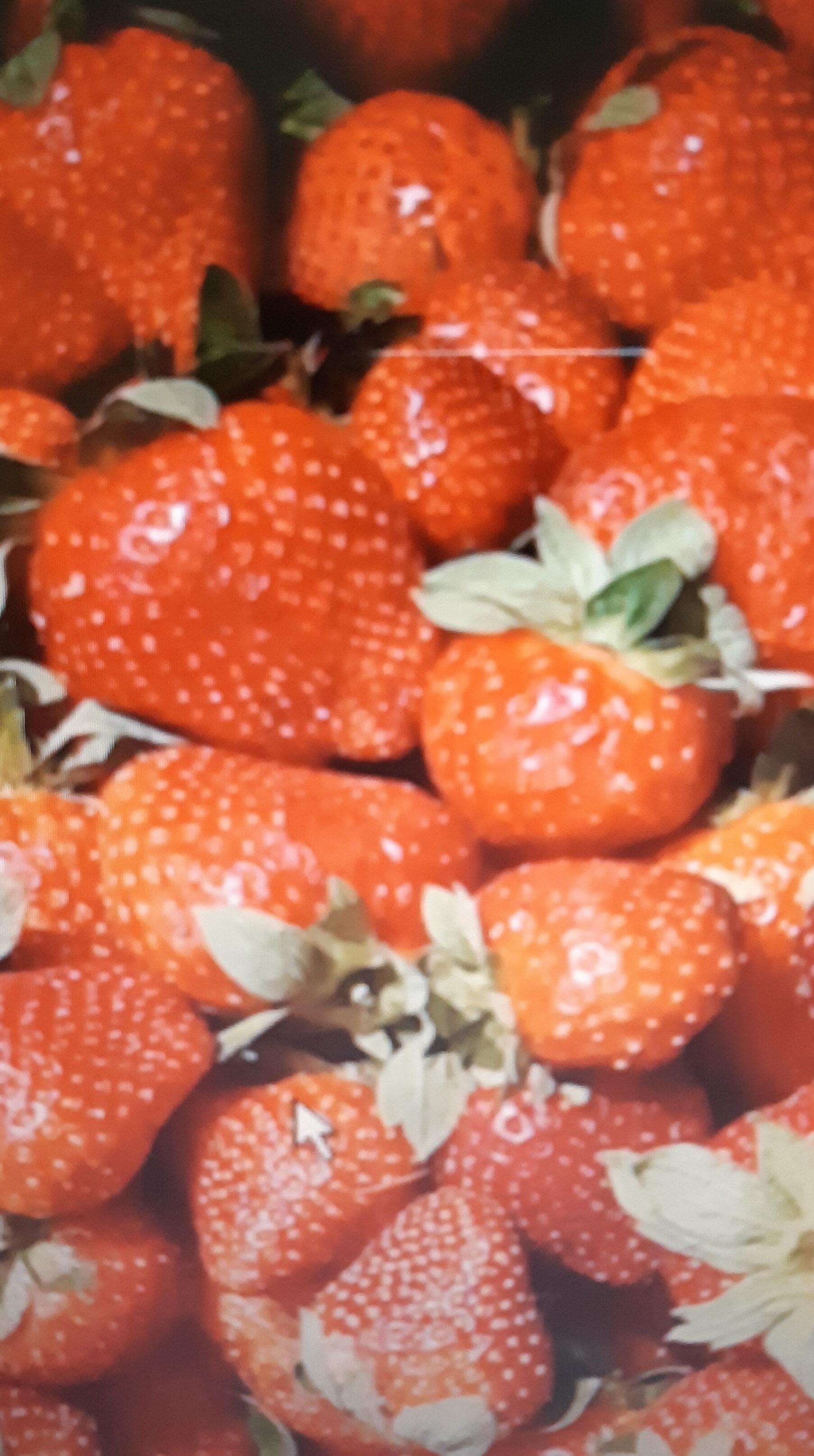 confiture de fraise du Burkina Faso - Product
