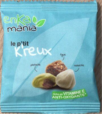 Le p'tit K'reux - Produit