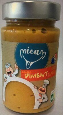 Sauce condimentaire Piment Paprika - Product