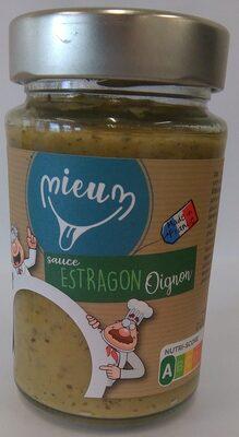 Sauce condimentaire estragon oignon - Product - fr