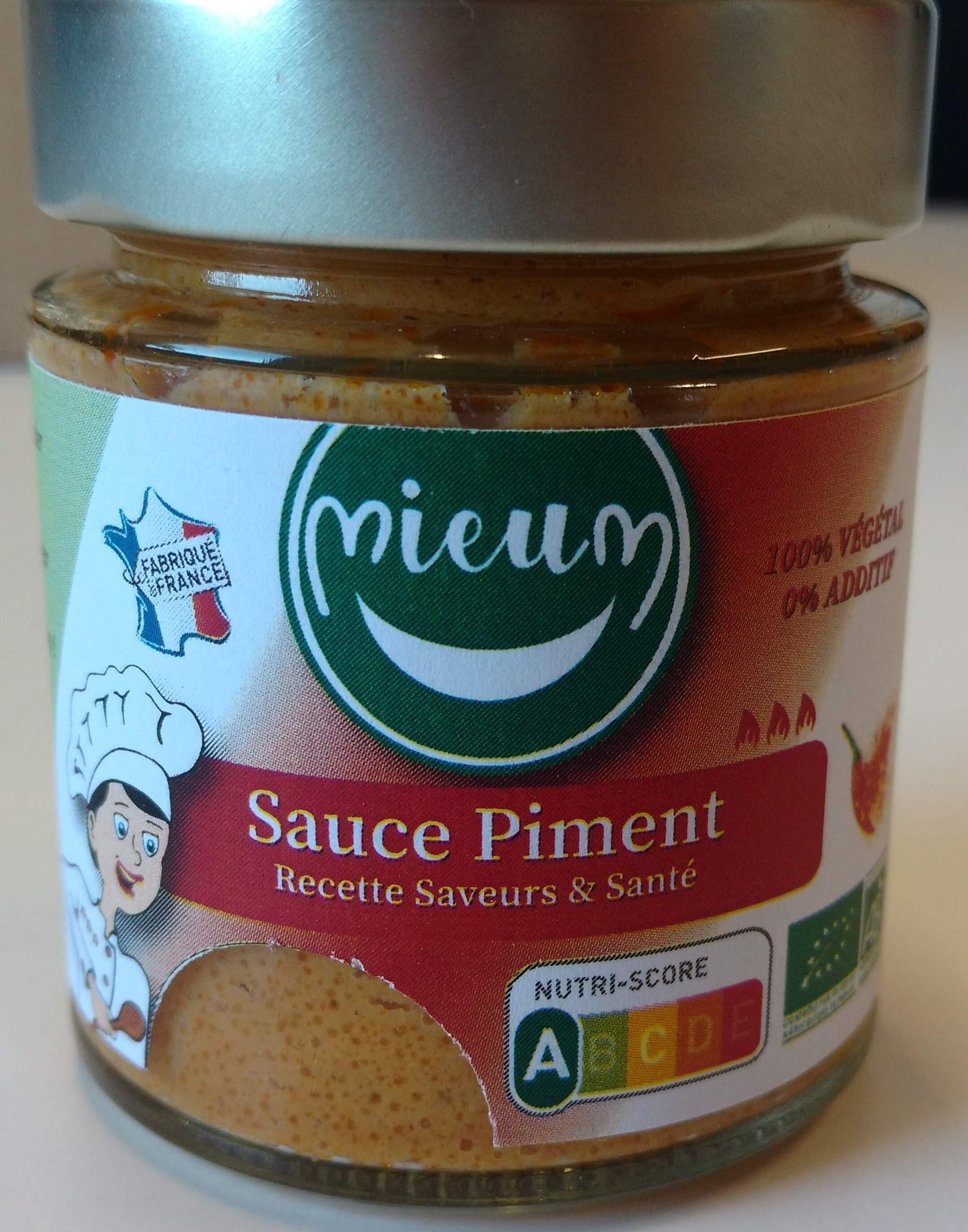 Sauce Piment - Product - fr
