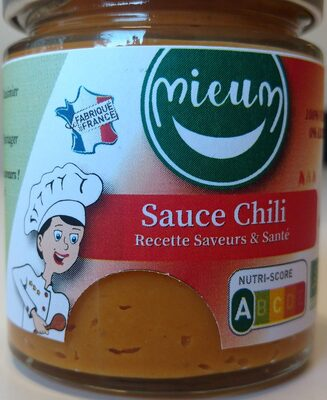 Sauce Chili - Product - fr