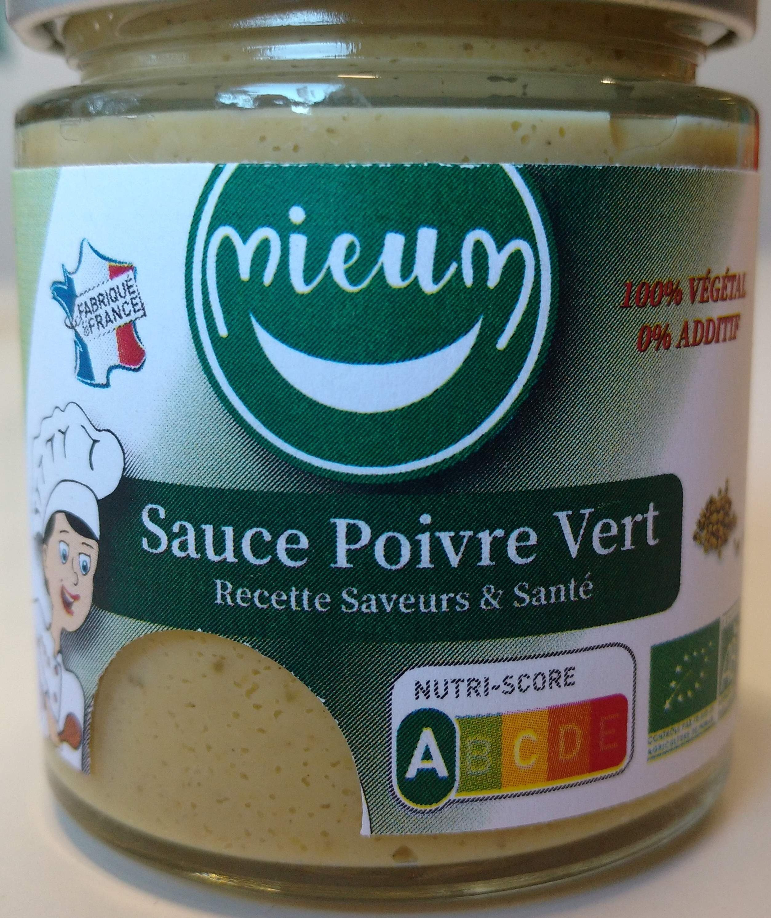 Sauce Poivre Vert - Product - fr