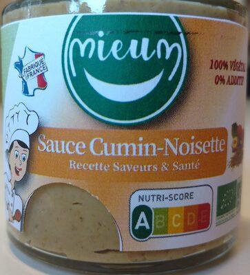 Sauce Cumin Noisette - Product - fr