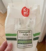 Kumoroll - Courgette Feta - Produit - fr