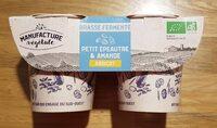 Manufacture végétal Brasse fermentee - Produit - fr