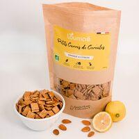 Céréales petit déjeuner - Amande & Citron - Produit - fr