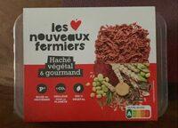 Haché végétal et gourmand - Produit - fr