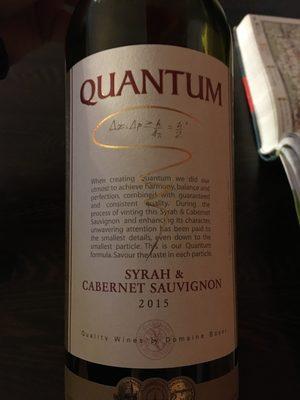 Syrah & Cabarnet Sauvignon - Produkt