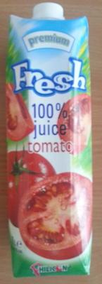 Fresh 100% juice tomato - Produit - fr