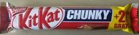 KitKat CHUNKY - Produit