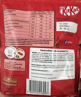 Kit Kat Bites - Ingredients - es