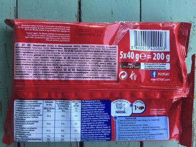 KitKat chunky - 1