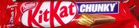 Paluszek waflowy w mlecznej czekoladzie - Product - pl