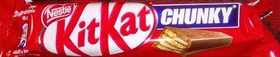 Paluszek waflowy w mlecznej czekoladzie - Produkt