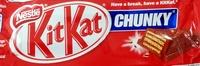 KitKat Chunky - Produit - de