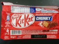 KitKat Chunky - Product - en