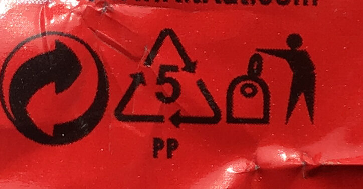 KitKat Chunky - Recycling instructions and/or packaging information - de
