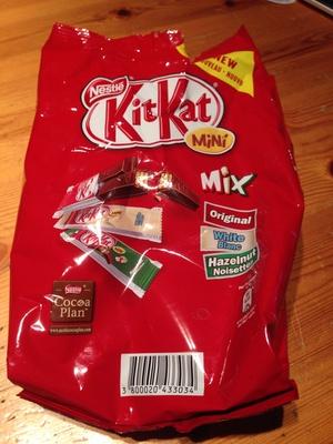 Kit Kat Mini Mix - Produit - fr
