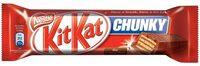 Kit kat chunky - Produit - en