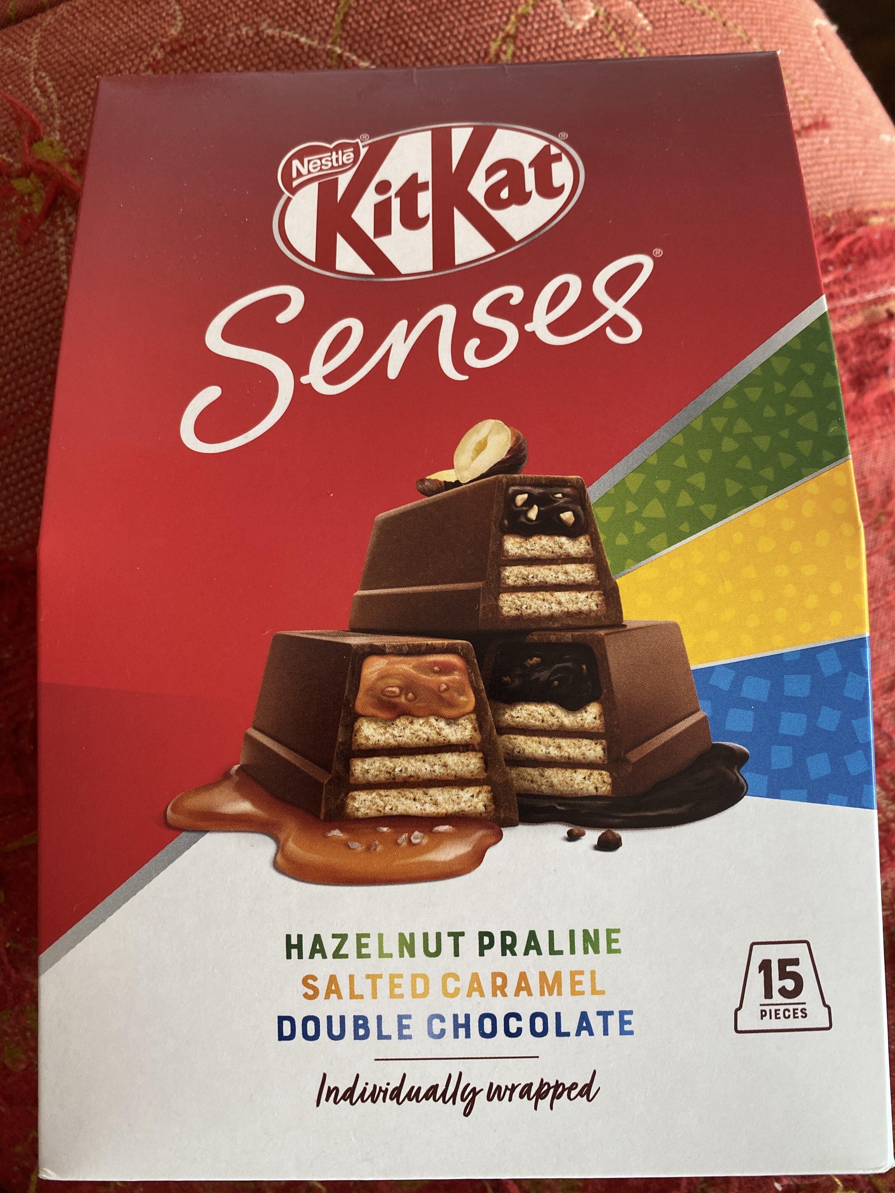 KitKat Senses - Product - de