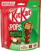 Gaufrette chocolat noisettes et éclats de cacao - Product