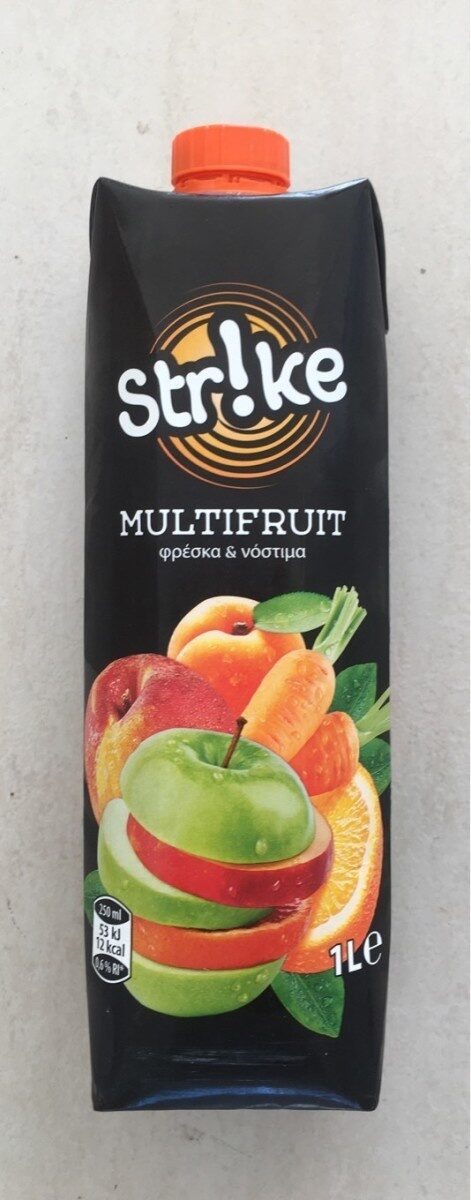 Multifruit - Προϊόν - fr