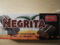 Negrita biscuits with cocoa - Продукт - en