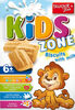 Kids biscuits with milk - Produit