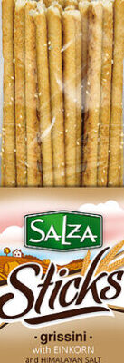SALZA STICKS EINKORN AND HIMALAYAN SALT - Product
